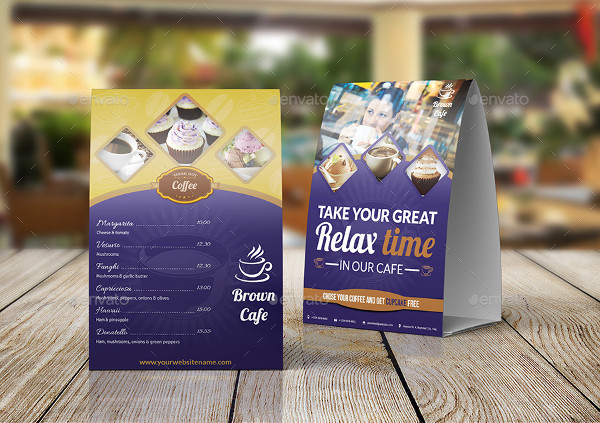 Coffee Shop Advertising Bundle
