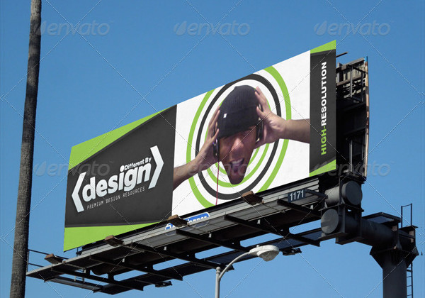 Collection of Billboard Mockups