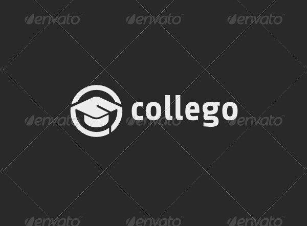 Custom College Logo Template
