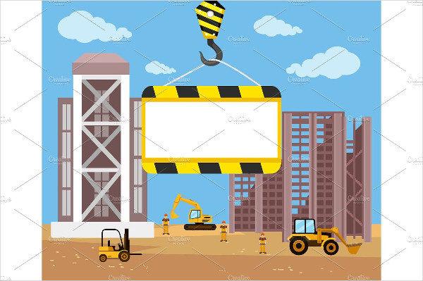 Construction & Development Banner