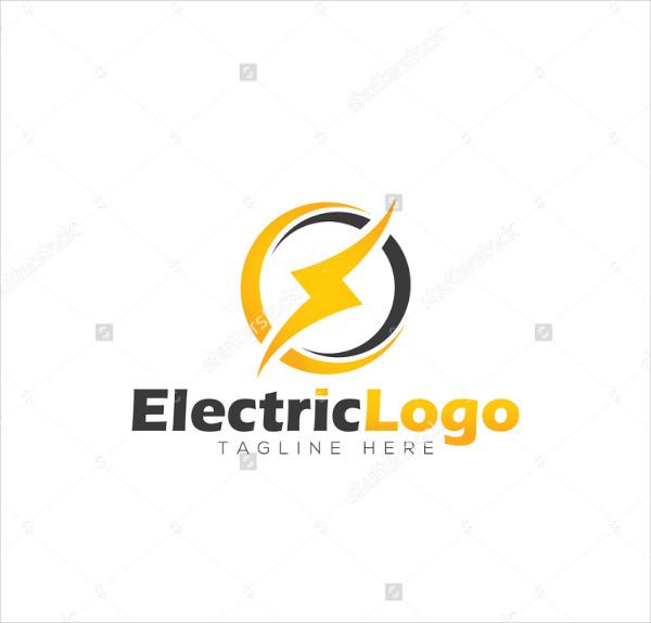 Corporate Electric Logo Design