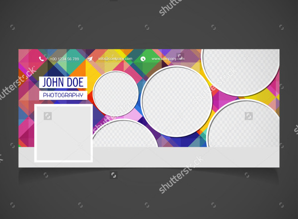Corporate Fashion Photography Banner Template