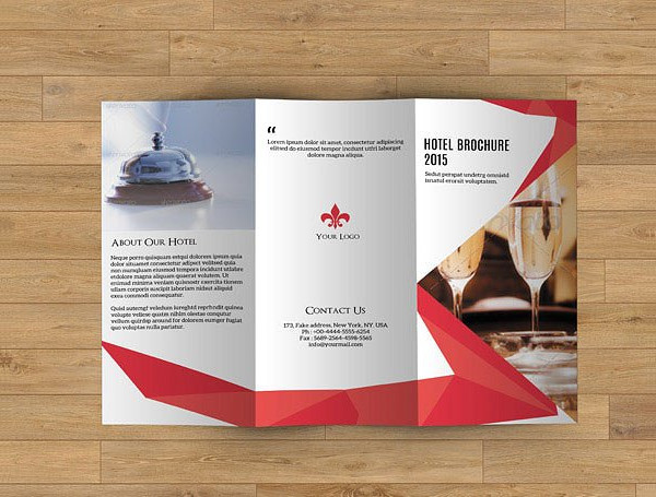 Creative Brochure for Hotel