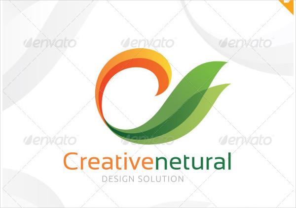 Creative Natural Logo Template