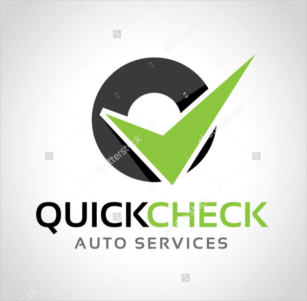 Automotive Service Vector Logo