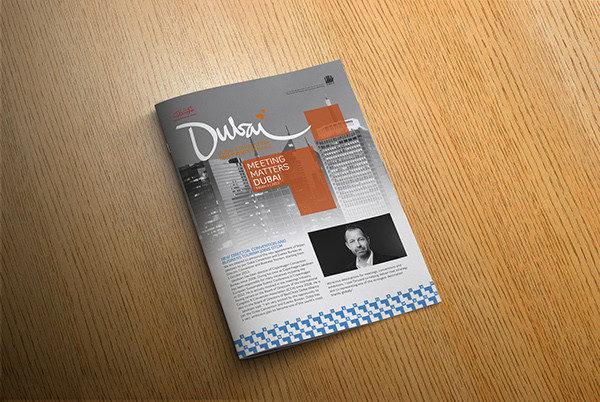News Letter Brochure Template
