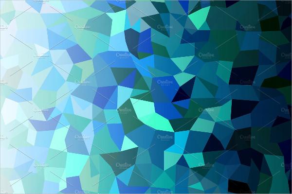 Decorative Mosaic Background