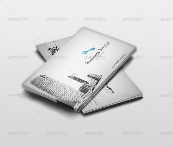 Printable Real Estate Business Card