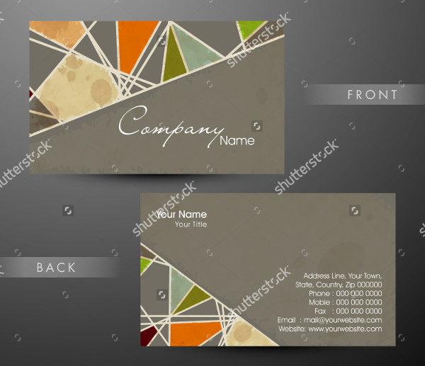 Professional Designer Business Cards