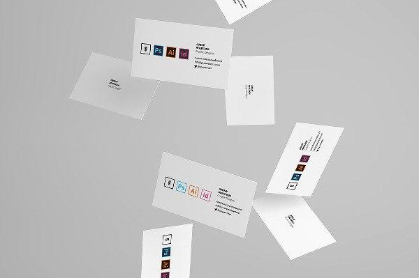 Minimal Business Card for Designer
