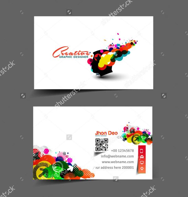 Designer Professional Business Card