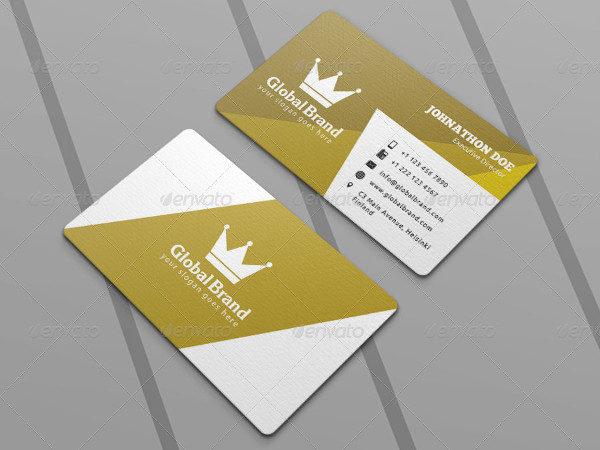 Best Die Cut Business Cards Template