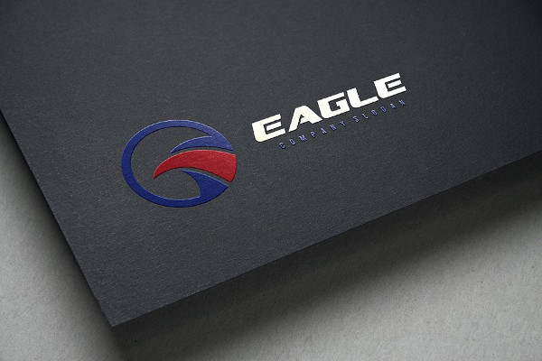 Eagle Agency Logo Template