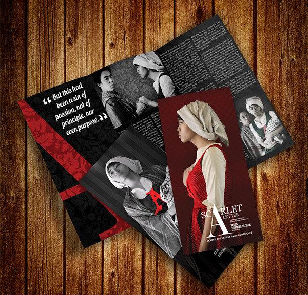 Scarlet Letter Brochures