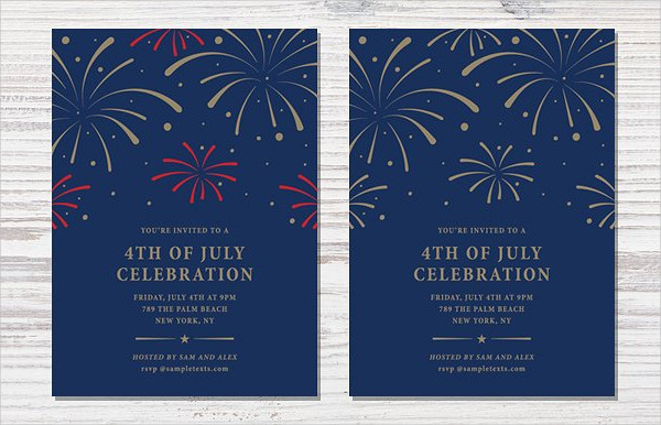 Editable Anniversary Invitation Templates