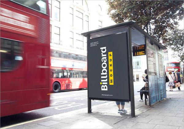 Editable Billboards Mockups PSD
