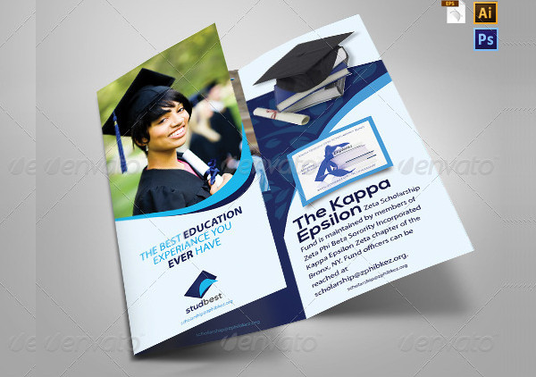 Best Educational Brochure Design