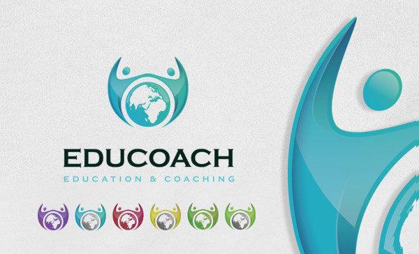 Education & Coaching Logo