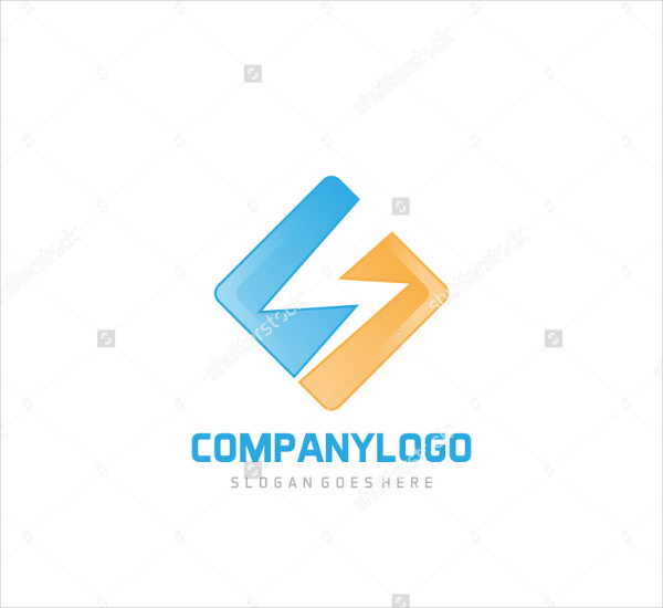 Electrical Business Logo Template