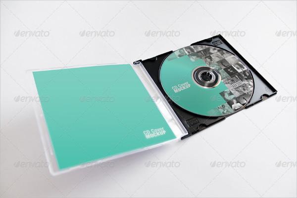 Elegant CD Mockups