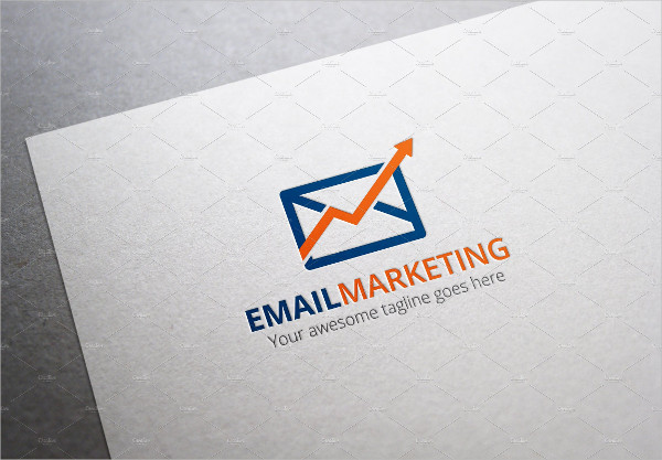 Email Marketing Logo Template
