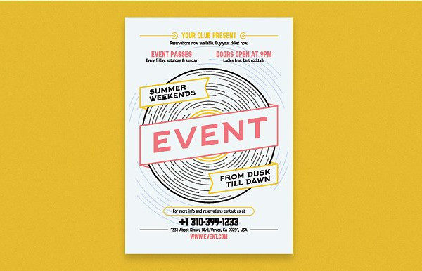 Ultimate Event Posters Bundle