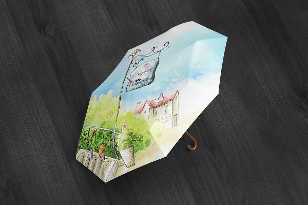 Event Umbrella Mock-Up