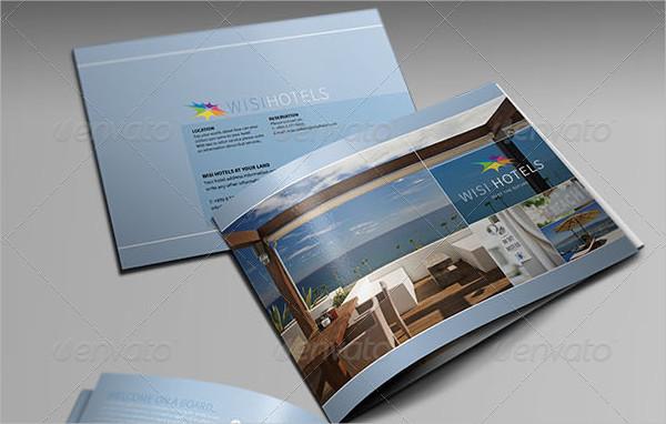 Exclusive Hotel & Spa Brochure Template