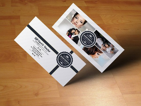 Fashion Business Gift Voucher