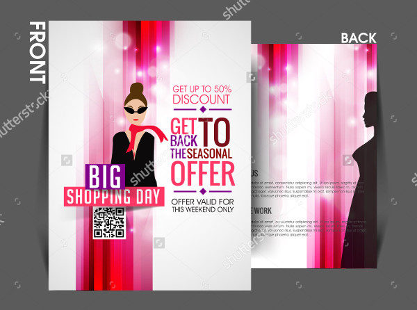 Fashion Weekend Flyer Template
