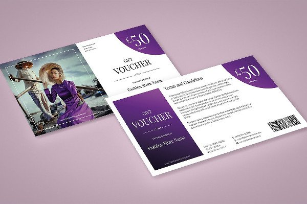 Perfect Gift Voucher for Fashion Brands