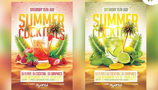 23+ Event Flyer Templates