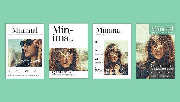 Minimalistic Magazine