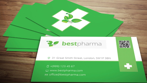 25 medical business card templates free premium download flashek Choice Image