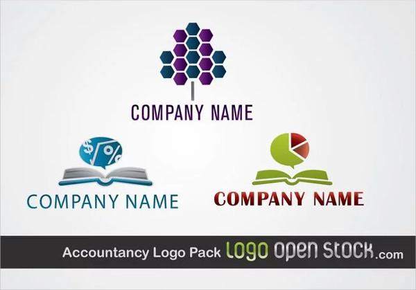 Free Accountancy Logo Pack