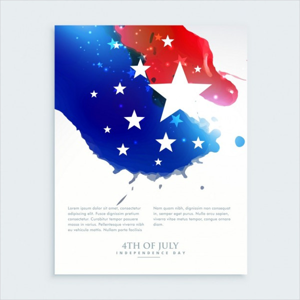 Free Download Political Flyer Template