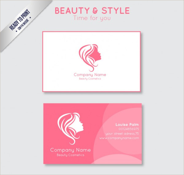 23 spa salon business card templates free premium download free download spa salon business card template accmission