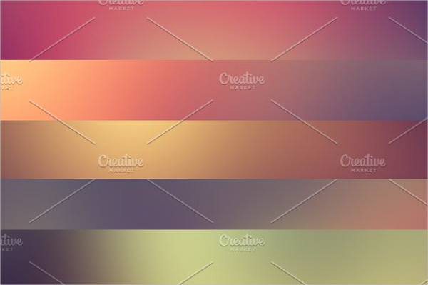 Gradient Blur Background