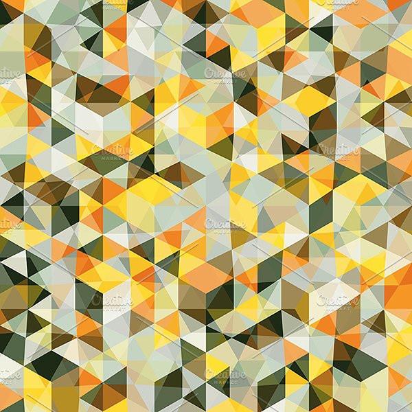 Graphic Mosaic Background