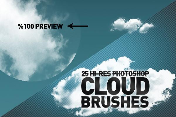 Realistic Hi-Resolution Photoshop Brushes