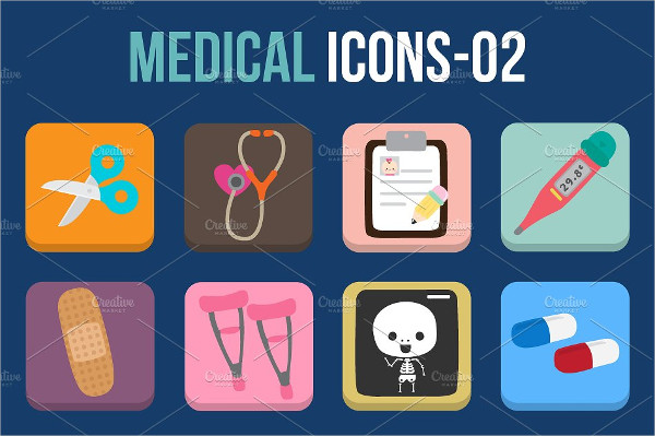 Perfect Icons for Medical