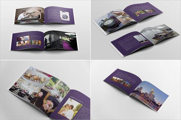 Hotel Agency Brochure Template
