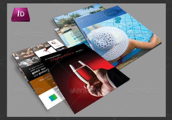 Hotel & Resort Brochure Template