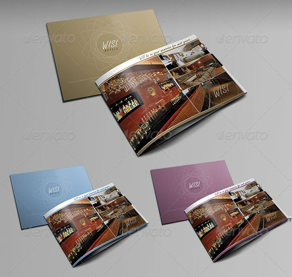 InStyle Hotels Brochure Template