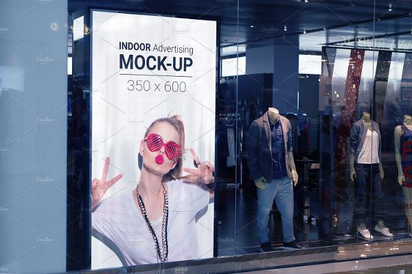 Indoor Advertising MockUps