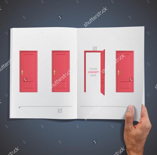 Home Interior Brochure Design