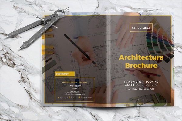 Professional Brochure of Architecture