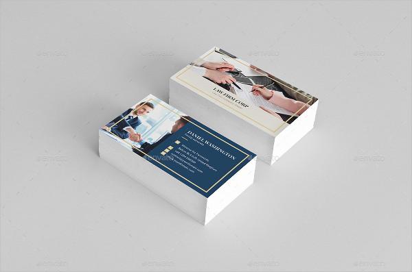 Law Firm Print Bundle Templates