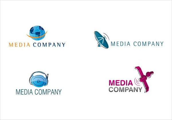 Media Services Logo Pack Free