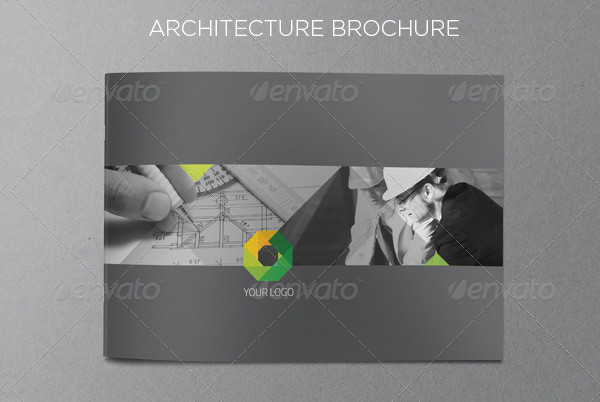 Modern Architecture InDesign Brochure Template
